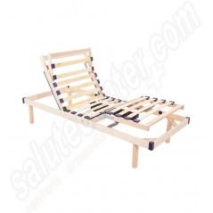 Rete a doghe in legno base Relax Go 1000 motorizzata elettrica