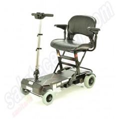 Scooter elettrico pieghevole per disabili con dimensioni regolabili