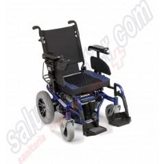 Sedia a rotelle da viaggio doppia crociera for Sedia a rotelle doppia crociera