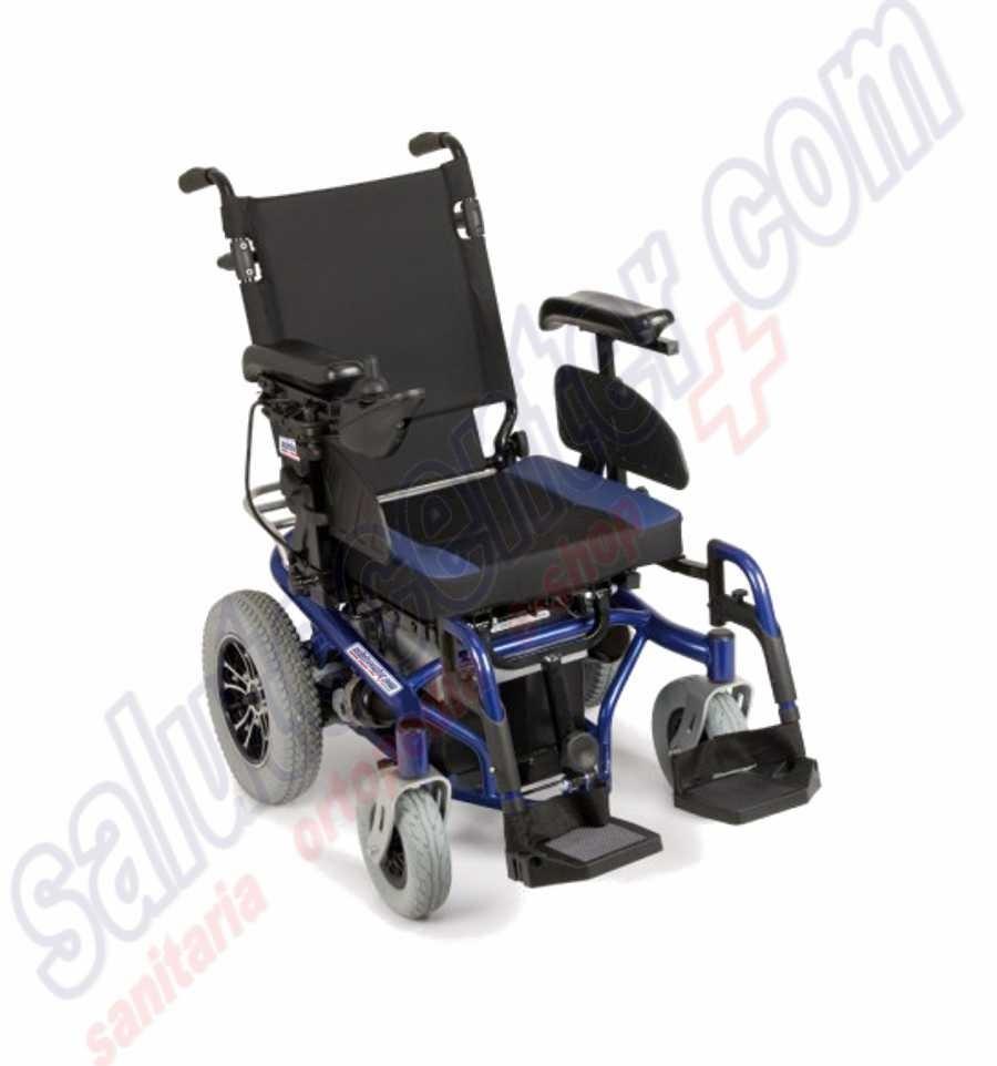 Carrozzina elettrica sedia a rotelle elettronica aries per for Sedia a rotelle per gatti