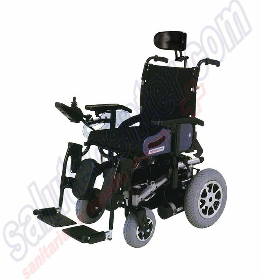 Carrozzina elettrica sedia a rotelle elettronica freeland for Sedia elettrica edison