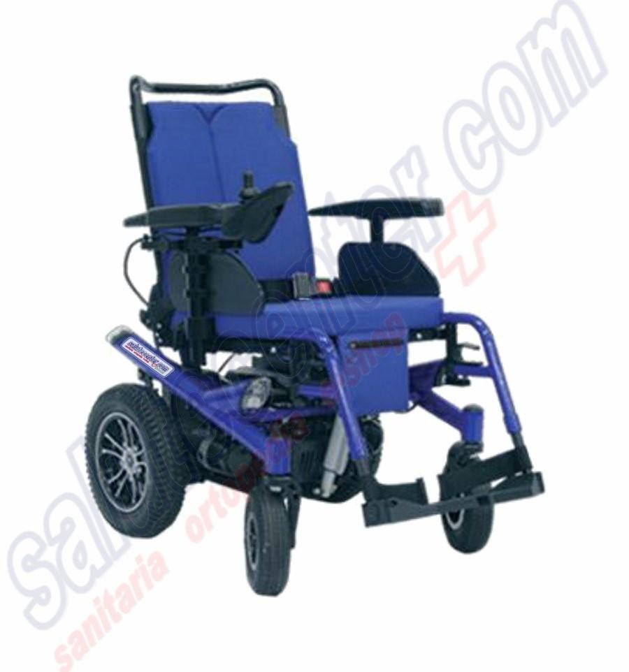 Sedia a rotelle elettronica carrozzina elettrica rocket da for Joystick per sedia a rotelle