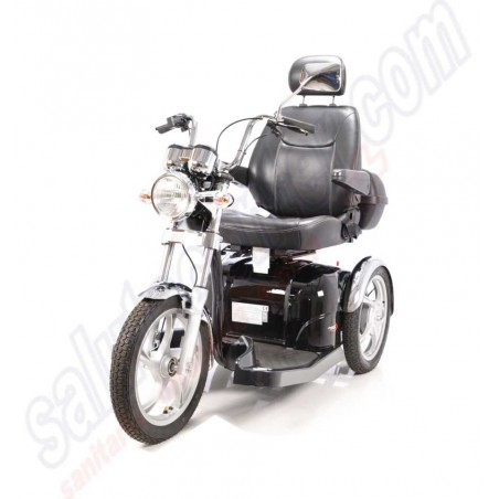 Promozione scooter elettrico a 3 ruote per anziani disabili ed invalidi