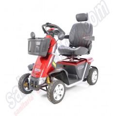 Scooter elettrico anziani disabili Pursuit cruscotto Digitale 4 ruote