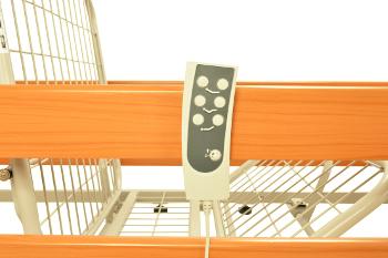 Letto ospedaliero elettrico con sponde e testiere liguria - Posizioni nuove a letto ...