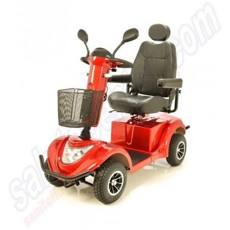 Scooter elettrico mobility 4 ruote per anziani e disabili Happy 1200