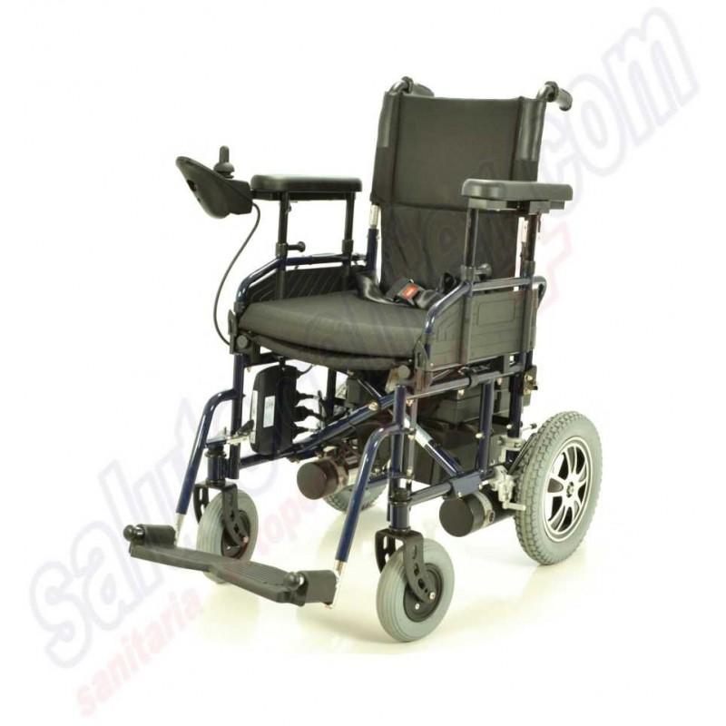 Sedia a rotelle carrozzina elettrica per invalidi in ...
