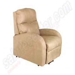 Poltrona relax Verona 1 motore reclinabile alza persona sfoderabile