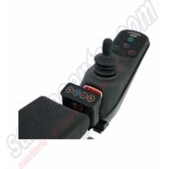 Sedie e carrozzine manuali ed elettriche per anziani for Joystick per sedia a rotelle
