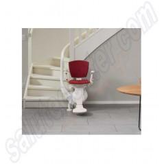 Impianto Saliscale Elettrico con sedile