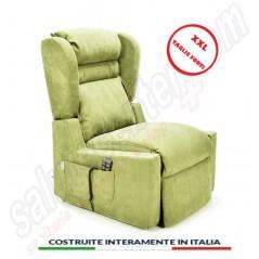 Poltrona Letto Ikea Con Ruote.Poltrone Relax Motorizzate Elettriche Per Anziani E Disabili
