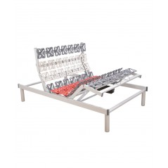 RelaxGo 5500 - Rete ortopedica motorizzata elettrica con ammortizzatori a disco