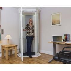 Mini ascensore domestico senza fossa portata due persone max. 250kg