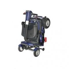 Scooter elettrico per anziani e disabili pieghevole portatile 4 ruote