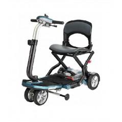 Promozione Scooter elettrico pieghevole offerta per invalidi e anziani