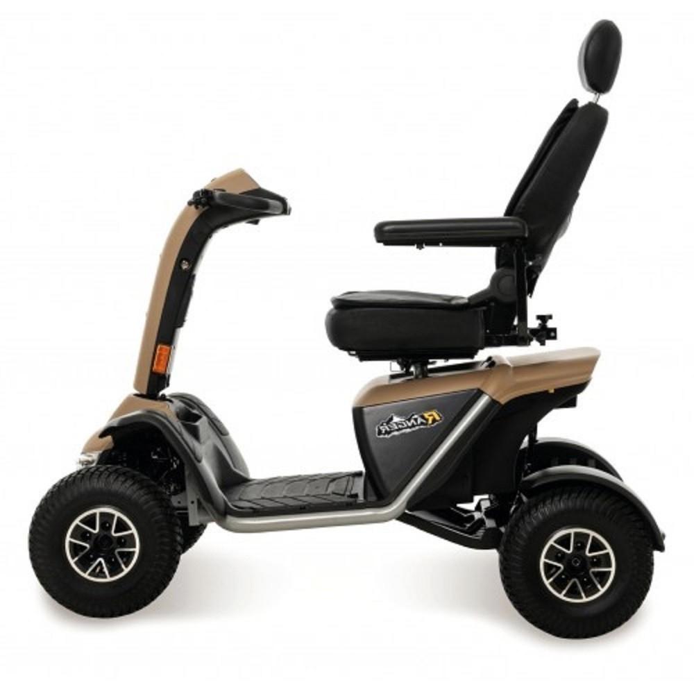 Scooter elettrico per anziani e disabili potente e veloce ...