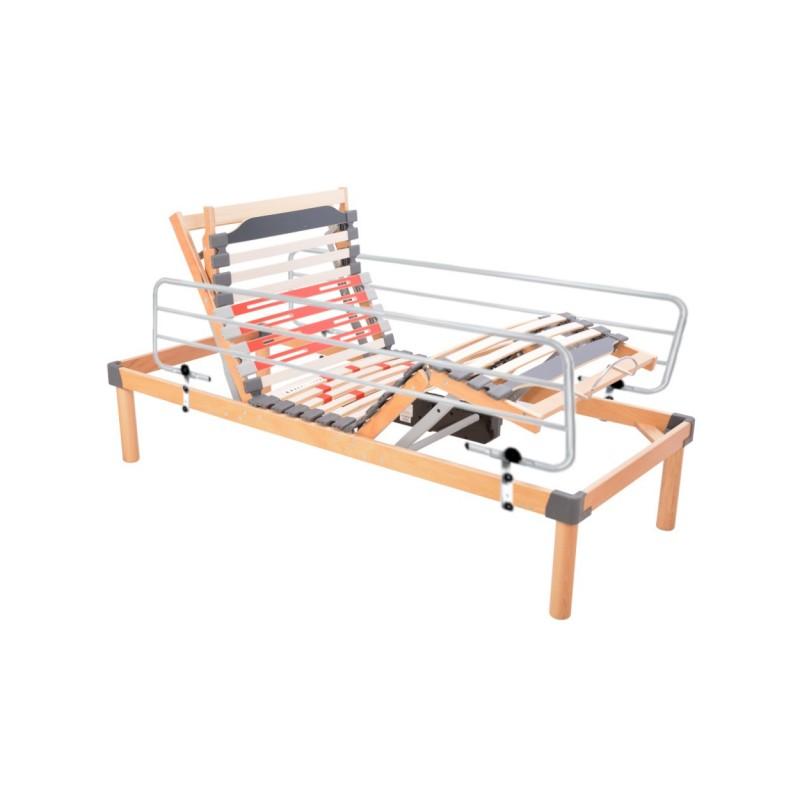 Rete Ortopedica Ammortizzata Relax Go 3000 Motorizzata Elettrica