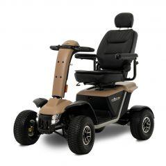Scooter elettrico Ranger Pride Mobility 2 Motori 2 Batterie 100 Ah