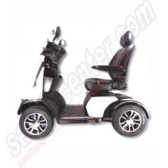 scooter disabili elettrico  panther 4 ruote sedile singolo e doppio