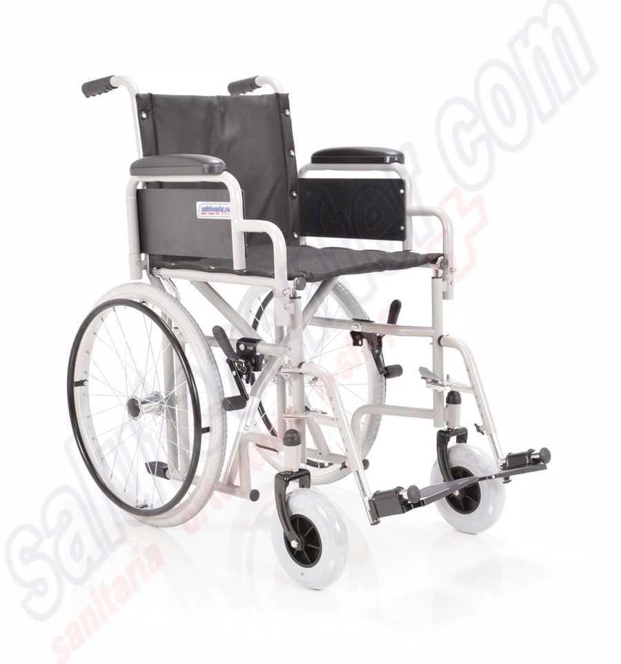 Sedia a rotelle con dimensioni ridotte per passaggi stretti for Joystick per sedia a rotelle