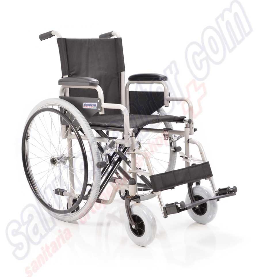 Sedia a rotelle con ruote smontabili o estraibili ad for Sedia a rotelle per gatti