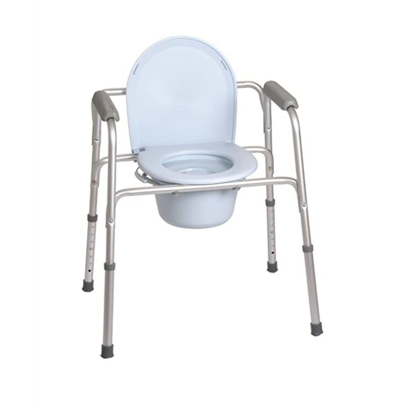 Sedia 4 funzioni rialzo supporto water sedia comoda sedile per doccia