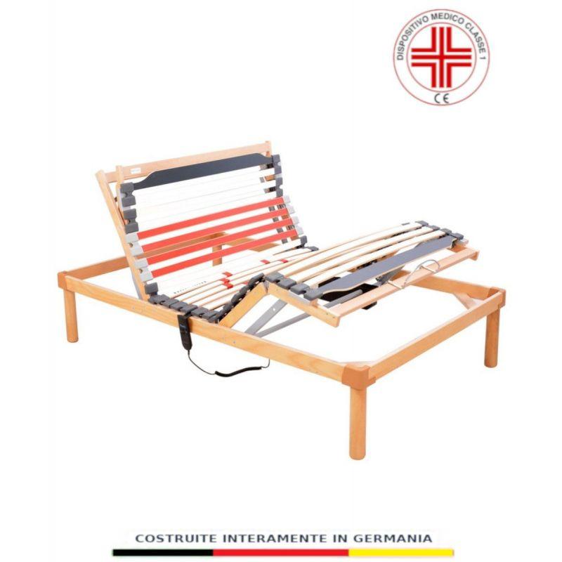 Rete Ortopedica Motorizzata Elettrica Una Piazza E Mezza RelaxGo 3500
