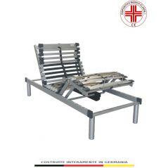 Rete Ortopedica Motorizzata Anti Black Out Elettrica RelaxGo 2700 MED