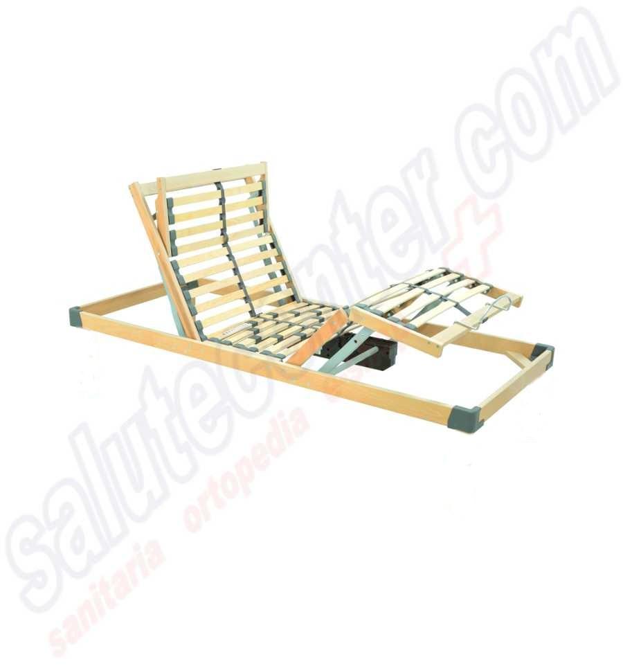 Firenze divano letto motorizzato elettrico con rete a for Divano letto semplice
